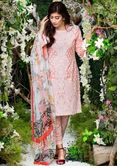 Chiffon Embroidery Collection by Alkaram |Enchanted Paradise By Alkaram Textile | PK Vogue