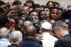 #PopeFrancis | Fr Lombardi on refugees: Pope Francis shows us the way
