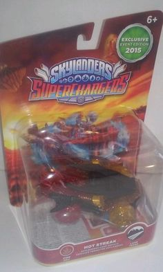 Skylanders SuperChargers Exclusive E3 Edition #GAMERFREAKS #E32015 #RARE #XBOXFANFEST #SKYLANDERS