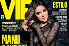 """Cantora diz que foto sua na capa da revista VIP é """"Photoshop deslavado"""" (!) - Blue Bus"""