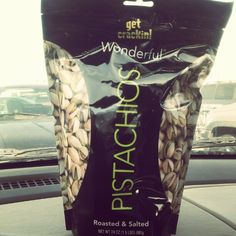 nelwitch22: You know its FRIDAY when you spend $11 dollars on a bag of pistachios without hesitating... #GetCrackin!