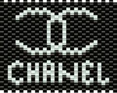 chanel bead pattern