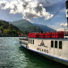 Lake Como, June 2013