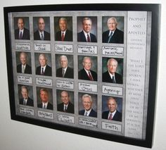 love this idea for general conference