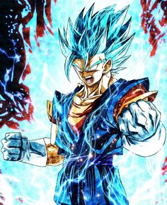 Super Saiyan God Vegito, can't wait for next episode