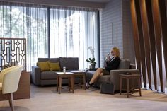 Wyndham Grand Athens hotel welcomes you, fully renovated, to a new haven of affordable luxury in the center of Athens. Conveniently located right next to Metaxourgeio metro station Wyndham Grand Athens is the ideal starting point to explore Athens. Athens Hotel, Relax, Lounge, Curtains, Silk, Luxury, Furniture, Bar, Home Decor