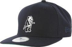 33841a90071 LRG Team Panda New Era Snap Back Hat - navy - Men s Clothing  gt  Hats