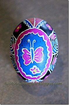 Crazy Egg Decorating