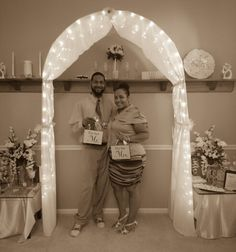 Christina & Montez got married! 7-29-15 #WeddingOfficiantIndianapolis #getmarriednow  #indiana