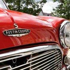 66...#mini #austin #cooper #s #tartanred #classicmini #mk1 #minicooper #survivor #austincoopers #1275