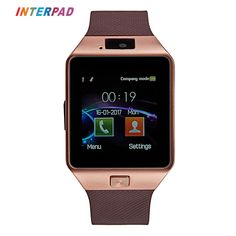 2017 Best Material Quality DZ09 Smart Watch With Camera Bluetooth Wristwatch Support Sim TF Card Smartwatch For Android Phones //Price: $33.76 & FREE Shipping //     #factory