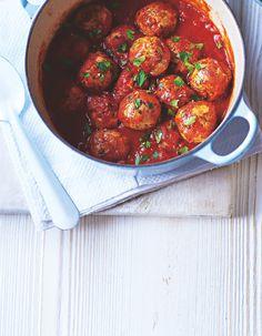 Healthier Turkey Meatballs | Asda Good Living