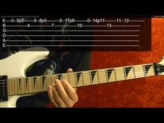 STAR WARS Guitar Lesson - How to Play Princess Leia's ...