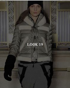a4da9392091e Moncler, Minimalism, Minimal Outfit, Jackets, How To Wear, Clothes, Cher