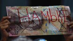 "Venezuela's government has blamed price rises on ""speculation"""