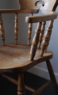 oude stoel