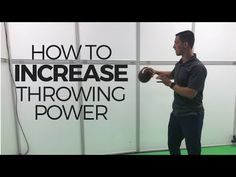 Here is one of our Free Member Videos on How to Increase Throwing Power. Youth Football Drills, Football 101, Football Training Drills, Football Workouts, Baseball Pitching, Football Quotes, Football Stuff, Sports Training, Football Techniques