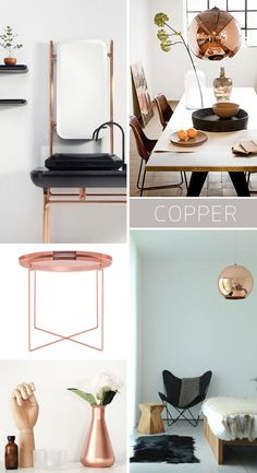 Apartment 34 | This is Very Pinteresting: {Copper Accents}. #design #decor