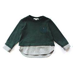 Dinui Watermelon Eden Sweater