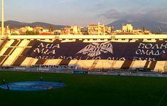 Το πρώτο επίσημο παιχνίδι του ΠΑΟΚ στη νέα σεζόν και στην εποχή Στέφενς είναι ένα από τα πιο κρίσιμα και πιο δύσκολα για τον δικέφαλο του βορρά.  Read more: http://rizopoulospost.com/oplo-tou-paok-h-krya-toympa/#ixzz2aWJMDhOw  Follow us: @Rizopoulos Post on Twitter   RizopoulosPost on Facebook  #Greece #athletics #football