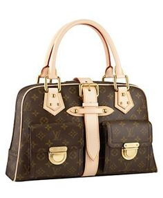Louis Vuitton Manhatten satchel