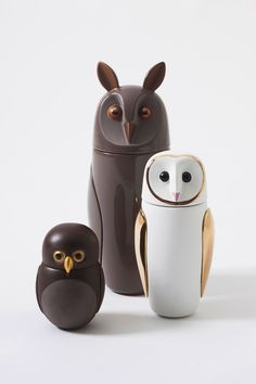 The Owls by Manolo Bossi for Bosa