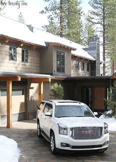 HGTV Dream Home und GMC Yukon