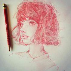WEBSTA @ artsventure - Quick Sketch  By @melmadedooks_#arts_help