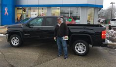 Wesley, congratulations on your new vehicle!  Welcome to the  Kunes Country Chevrolet Buick GMC Family!