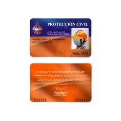 TARJETA EMERGENCIAS PVC PROTECCIÓN CIVIL: https://www.todoemergencias.com/identificacion-emergencias/843-tarjeta-emergencias-pvc-proteccion-civil.html #ProteccionCivil #Emergenicas #Identificacion #Rescate #PC
