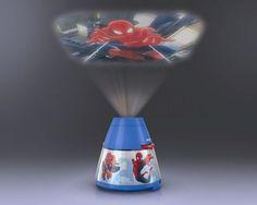 Dětská lampička LED 71769/40/16, #lamp #spiderman #children #kid #kids #baby #boy #led #philips