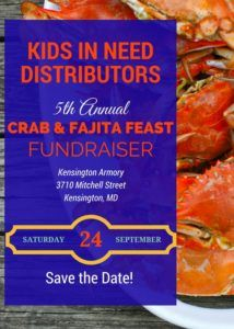 One week left! Save the date - September 24th- for the 5th Annual Crab & Fajita Feast Fundraiser! http://www.jeremyhomes.com/5th-annual-crab-fajita-feast-fundraiser-almost/