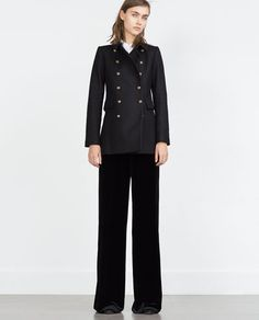 ZARA - WOMAN - SHORT COAT $189
