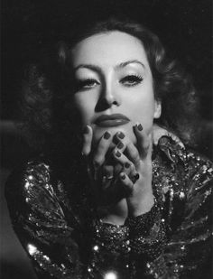 Joan Crawford photographed by Hurrell, 1938