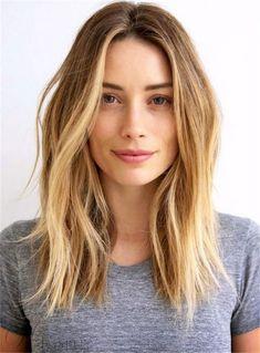 Лучшие стрижки на средние волосы 2018-2019 года: модные идеи, тенденции, примеры, фото | GlamAdvice