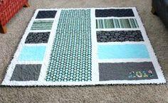 Simple Asymmetrical Block Quilt