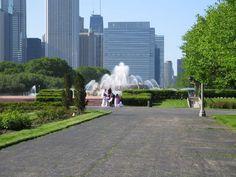 wedding in park - śluby w Millenium Parku Chicago - Illinois - USA #Chicago #Illinois #USA #photography #city #Polacy_w_USA #Polonia #wietrzne #miasto #windy #city