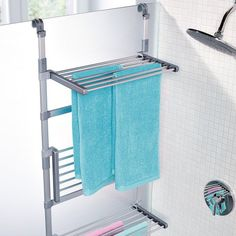 Handtuchtrockner für die Dusche - dry yout towels and laundy in the shower!