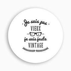 Invitation Anniversaire Adulte - Vintage - 0