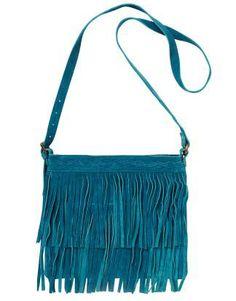 ALLYSON bag turquoise