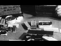 """▶ K-Rations: """"Food for Fighters"""" circa 1943 US Office of War Information World War II - YouTube"""