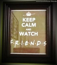 This would be so cute in a yellow frame like Monica had on her door (yes, I watch too much Friends)