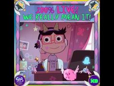 Star Vs The Forces Of Evil - StarFan13 LIVE FACEBOOK Chat