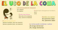 La coma es uno de los signos de puntuación de nuestro idioma más importantes. La importancia y la riqueza en el uso de la coma con ejemplos significativos