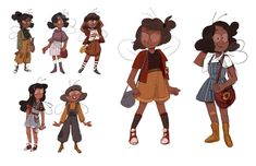 Fantasy Character Design, Character Drawing, Character Design Inspiration, Character Illustration, Character Concept, Illustration Art, Sprites, Cartoon Art Styles, Character Design References
