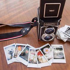 Photo: IG@londoncameraproject | Camera: InstantFlex TL70 | Film: Fujifilm Instax mini film | Rolleiflex | instant film | Polaroid