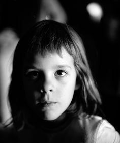 High contrast portrait in...: Photo by Photographer Josep Miró ...