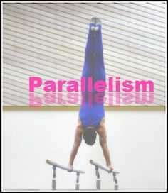 Parallelism in student writing