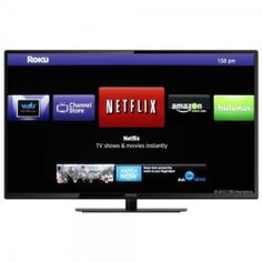 #Proscan 50-Inch 1080p Smart LED TV with ROKU $549.99
