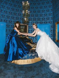 alternative wedding inspiration: Meredith Mickelson for Vogue Sposa